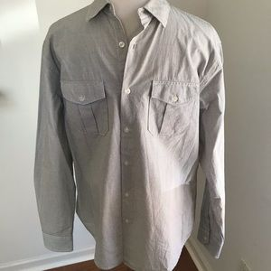Apt 9 Two Pocket Button Down